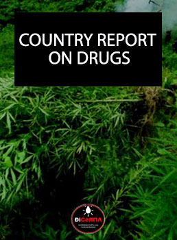 Book Cover: Country Report On Drugs 1976-2016