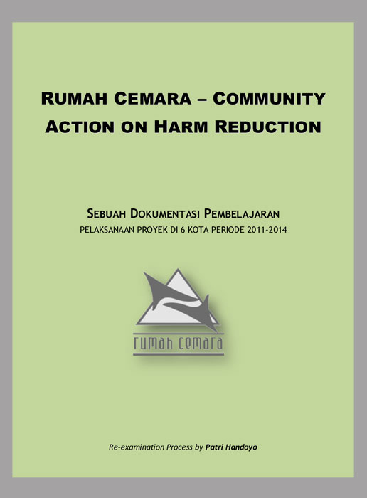 Book Cover: Community Action on Harm Reduction