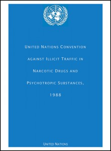 Book Cover: United Nations Convention Against Illicit Traffic in Narcotic Drugs and Psychotropic Substances, 1988