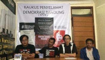 kaukus penyelamat demokrasi