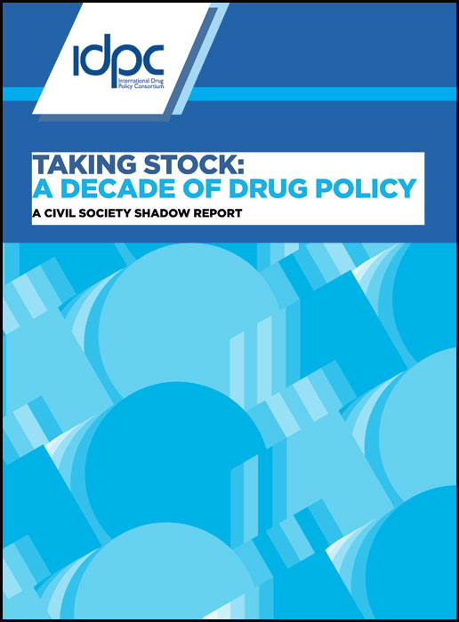 Book Cover: A Decadence Of Drug Policy