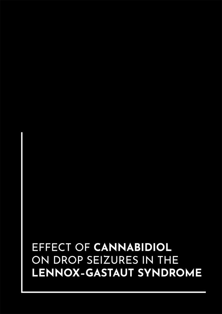 Book Cover: Effect of Cannabidiol on Drop Seizures in the Lennox–Gastaut Syndrome