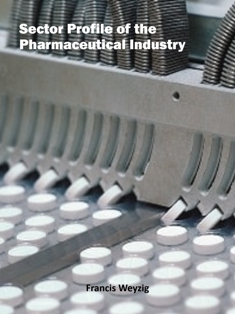 Book Cover: Sector Profile of the Pharmaceutical Industry