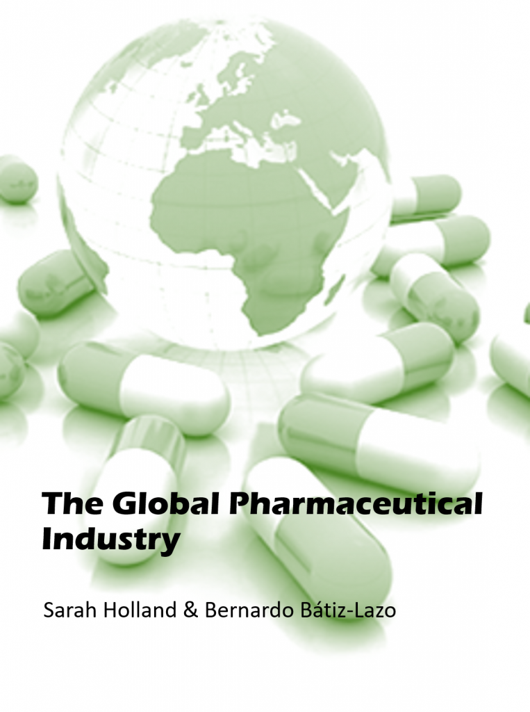 Book Cover: The Global Pharmaceutical Industry