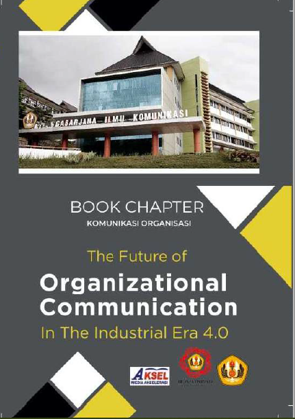 Book Cover: The Future of Organizational Communication In The Industrial Era 4.0