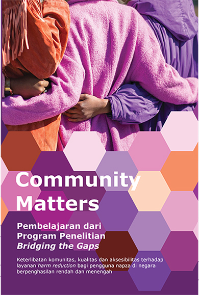 Book Cover: Community Matters