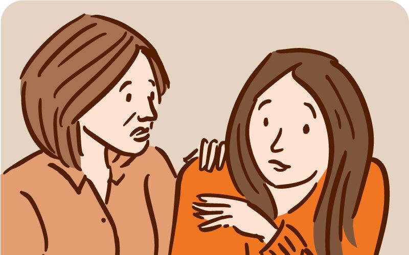 illustration-mother-talking-with-daughter